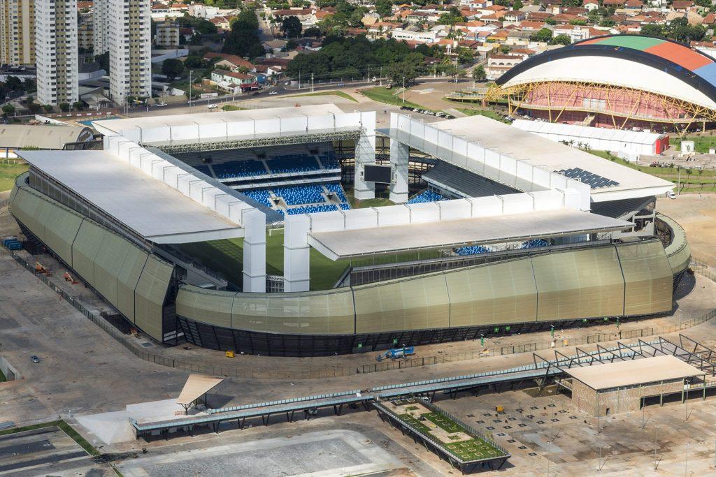 Arena Pantanal de Cuiabá