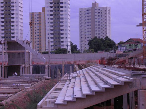 Teicon - Pré-Moldados Com Tecnologia | Obras Concluídas - Arena Pantanal de Cuiabá