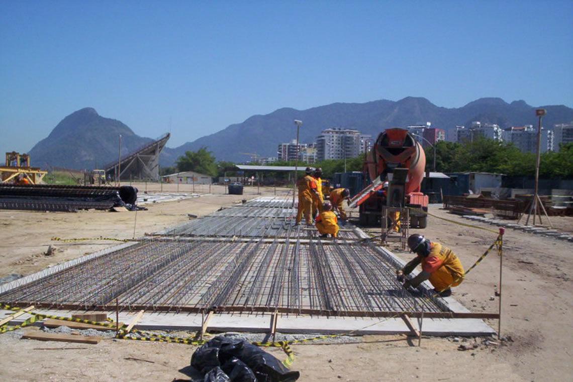 Teicon - Pré-Moldados Com Tecnologia | Obras Concluídas - Parque Aquático