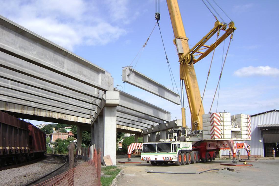 Teicon - Pré-Moldados Com Tecnologia | Obras Concluídas - VALE